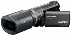 Panasonic HDC-SDT750K review -- The Panasonic 3D camcorder