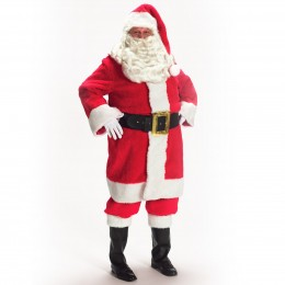 Santa Clause Costumer Drawing Reference.    Image source Amazon.com.