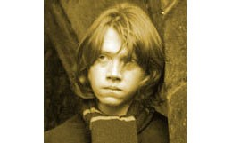 Here's hoping this Ronald Weasley stays on the straight and narrow, doesn't hit the bottle when hes older and have delusions of granduer and think hes a friggin pirate.