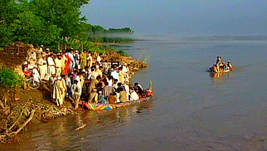 Stranded people in the millions was the result of the worst monsoon flood in recorded history. Yet with the proper diversion project in place, Pakistan could have been spared flooding while water could be delivered to the desert region in the south.