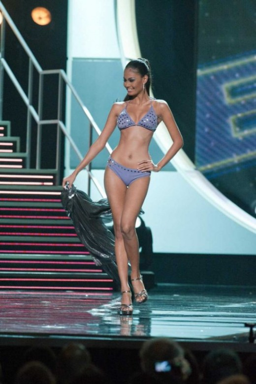 Miss Universe 2010 Coronation Night in Las Vegas (Photo courtesy of http://www.monstersandcritics.com/)