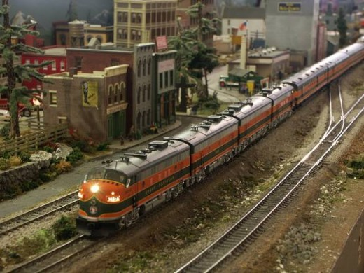Model Trains and Railroads: Resources and References