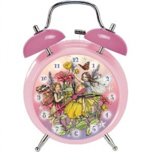Fairy alarm clocks for children are cute in a little girl's room