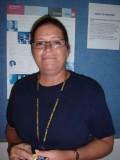Jr. High Teacher:My sister's photo on her school's website.