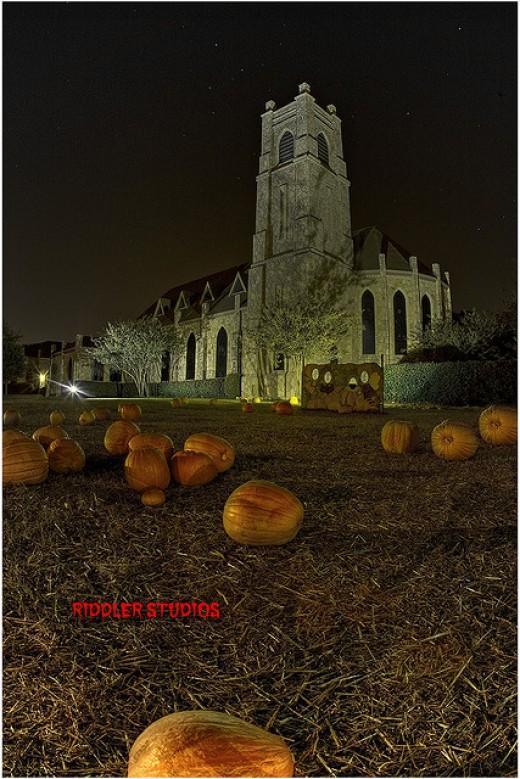 Is Halloween evil?