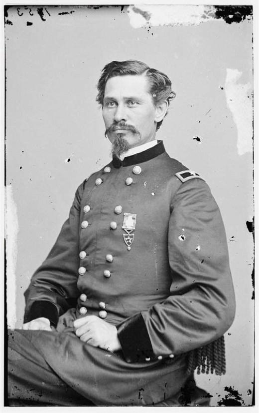 General Orlando M. Poe