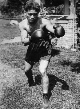 Pancho Villa, the Greatest Asian fighter in the history of boxing