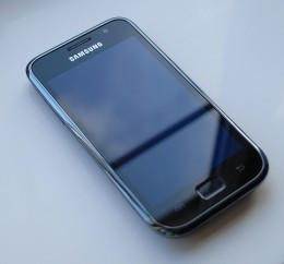 Samsung Galaxy S - Front by Aaronage, on Flickr