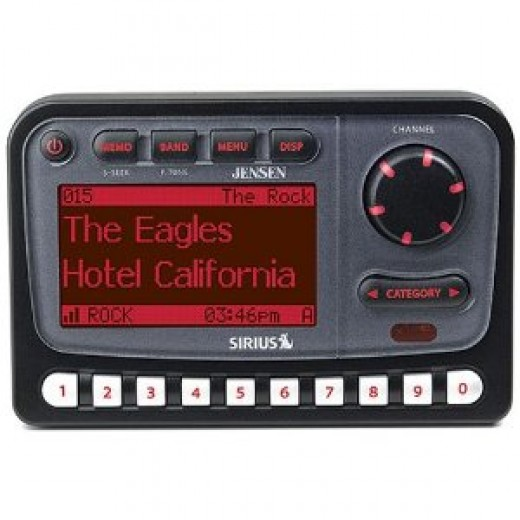 Jensen Jam Pack Portable Receiver