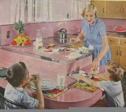 1950's Kitchens