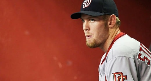 Things look bleak right now for Washington Nationals phenom Stephen Strasburg, but it's not the end of world as other hurlers have found out.