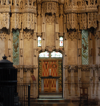 Bishop Alcock's Chapel