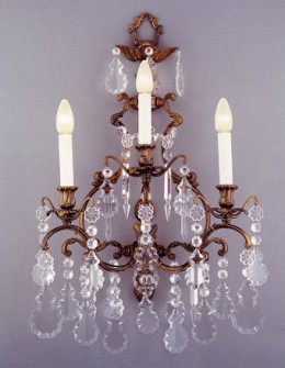 Inexpensive Crystal Wall Sconces : Home Improvement Buy Crystal Sconces and Wall Lamps Online - Cheap Chic