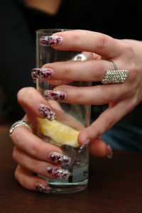 Get beautiful gel nails by doing them yourself. Photo courtesy of lukaszfus of sxc.hu