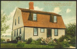 Ethan Allen birthplace in Litchfield, Connecticut