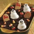 Halloween Food Ideas - Ghosts In The Graveyard