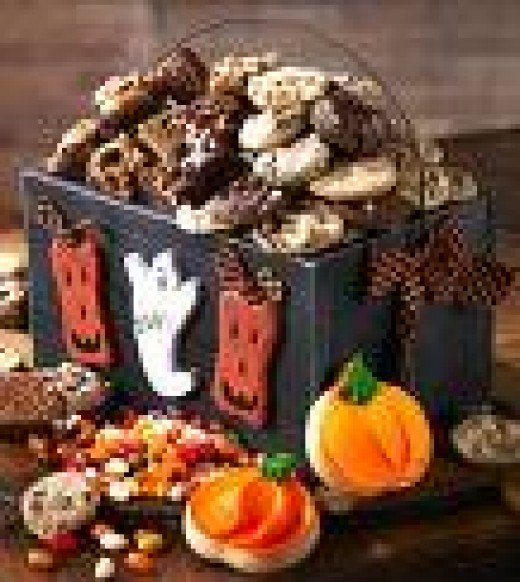Halloween Food Idea - Boo Bites