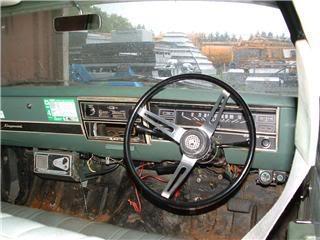 """The Holden Kingswood """"Cockpit"""""""