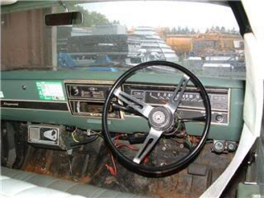 "The Holden Kingswood ""Cockpit"""