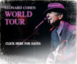 Leonard Cohen  Music = Good!