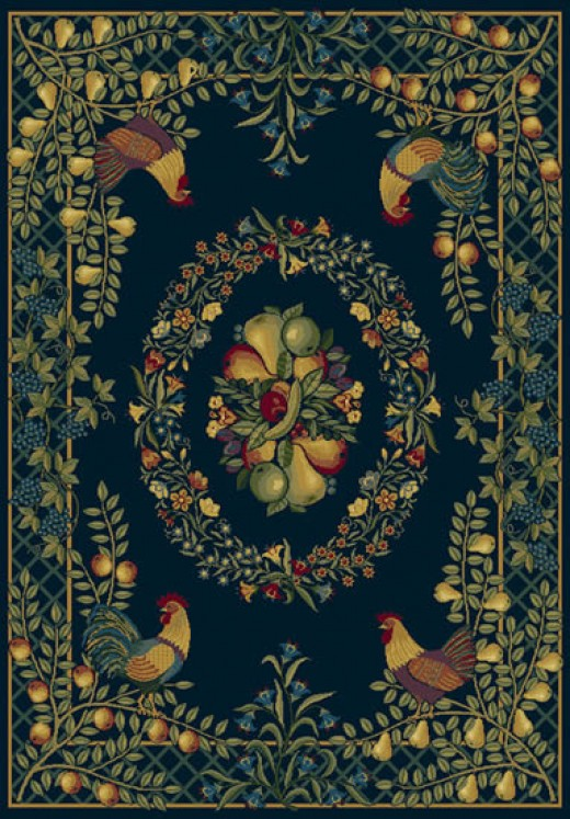RugStudio, Rug Specialists since 1930 - Rooster