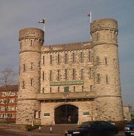The Keep Military Museum