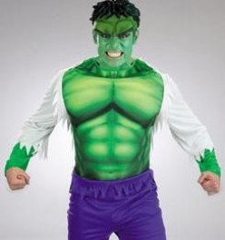 Hulk Birthday Party on Incredible Hulk Costumes For Adult And Children Great For Halloween & Hulk Party Invitations Supplies Birthday Marvel Heroes Justice ...