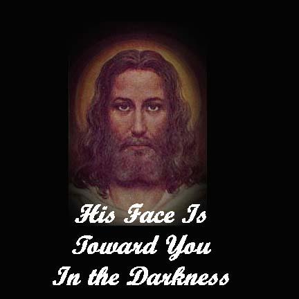 Look to Jesus Lean on Jesus Live it with Jesus