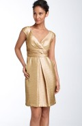 This beautifu gold dress is something that you can wear for many years.