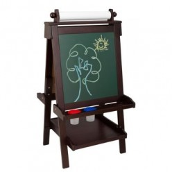 Buy a KidKraft Grand Storage Easel Double-sided with Paper Roll
