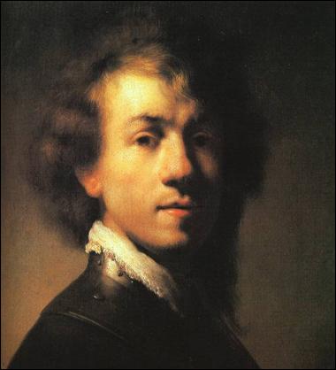 How To Use Rembrandt Lighting in Photography - Rembrandt Van Rijn Self Portrait