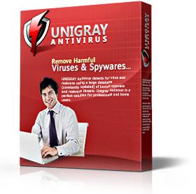 Unigray antivirus box