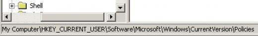 Enable Task Manager via Windows Registry