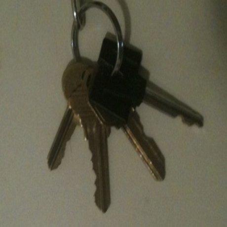 Keys On A Chain