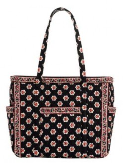A Great Travel Tote Bag from Vera Bradley