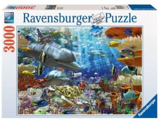 Ravensburger Oceanic Windows
