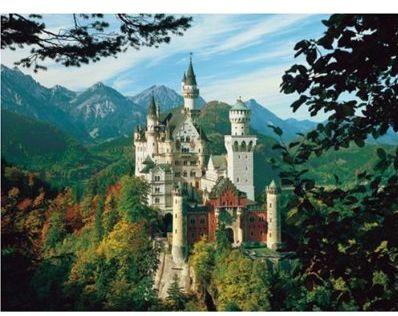 Ravensburger Neuschwanstein Castle
