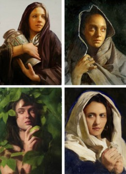 The View from Venus: Women In The Bible That Held High ...