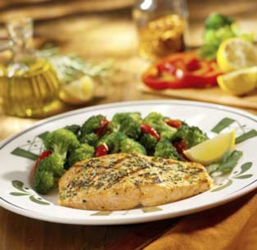 olive garden recipe for herb grilled salmon ingredients 4 salmon