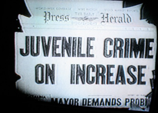Juvenil crimes