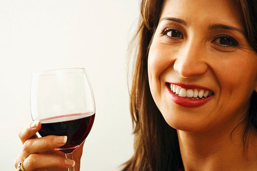 Although great for your health, red wine won't slow the aging process.