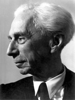 Bertrand Russel 1950