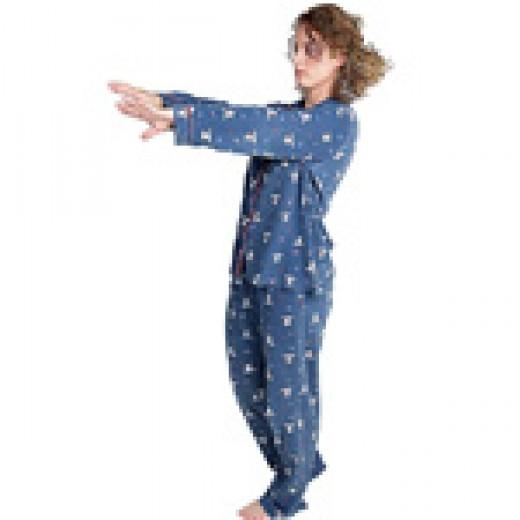 The classic image of sleepwalking