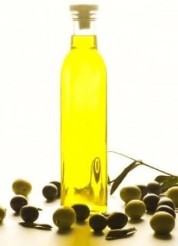 Extra virign olive oil.