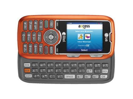 Oh LG Scoop, how I miss thee.  Just know that I am happy now, happy with the new Samsung.  I still think of you -- sometimes.