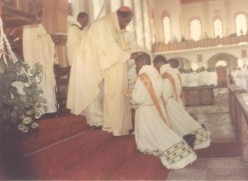 AN OPEN LETTER TO GEN.MUHAMMED BUHARI (RTD): At the Priestly ordination of Fr. Ken at Christ The King Cathedral, Aba 0n July 12, 1997.