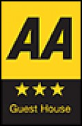 The Avalon Guesthouse has a 3-star AA rating.
