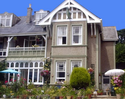 The Avalon Guesthouse, Newquay, Cornwall