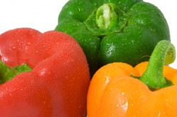 Add orange Bell Peppers for more color!
