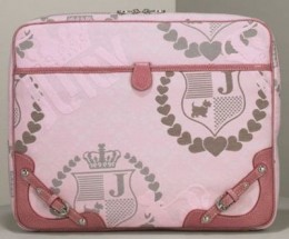 Cute And Cool Pink Laptop Case